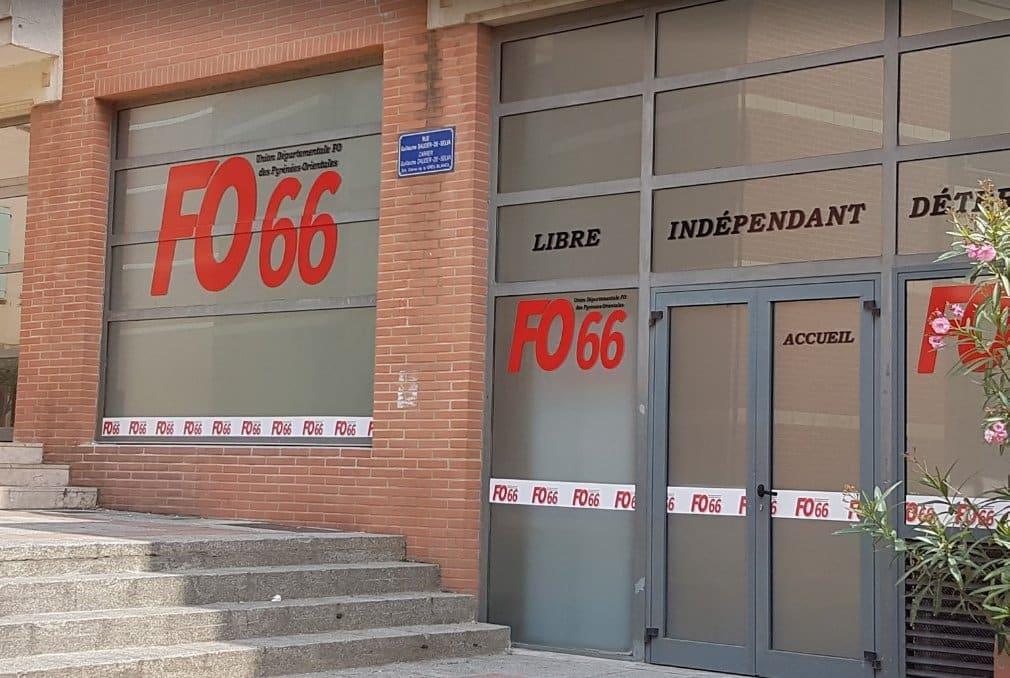 Union Départementale FO 66