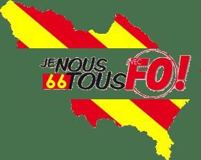Je, Nous, Tous avec FO Territoriaux 66