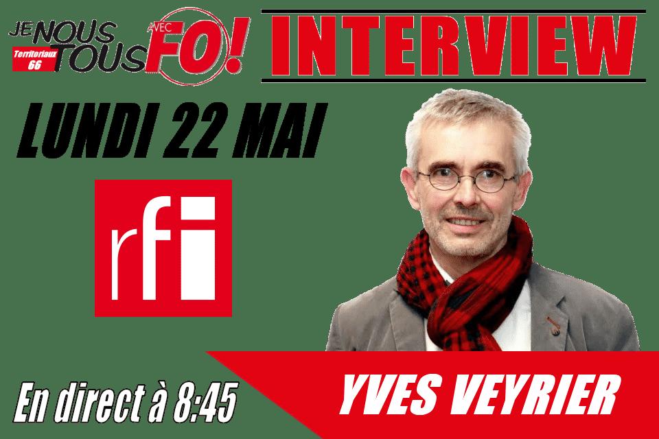 Img Actu Yves Veyrier Rfi 220520