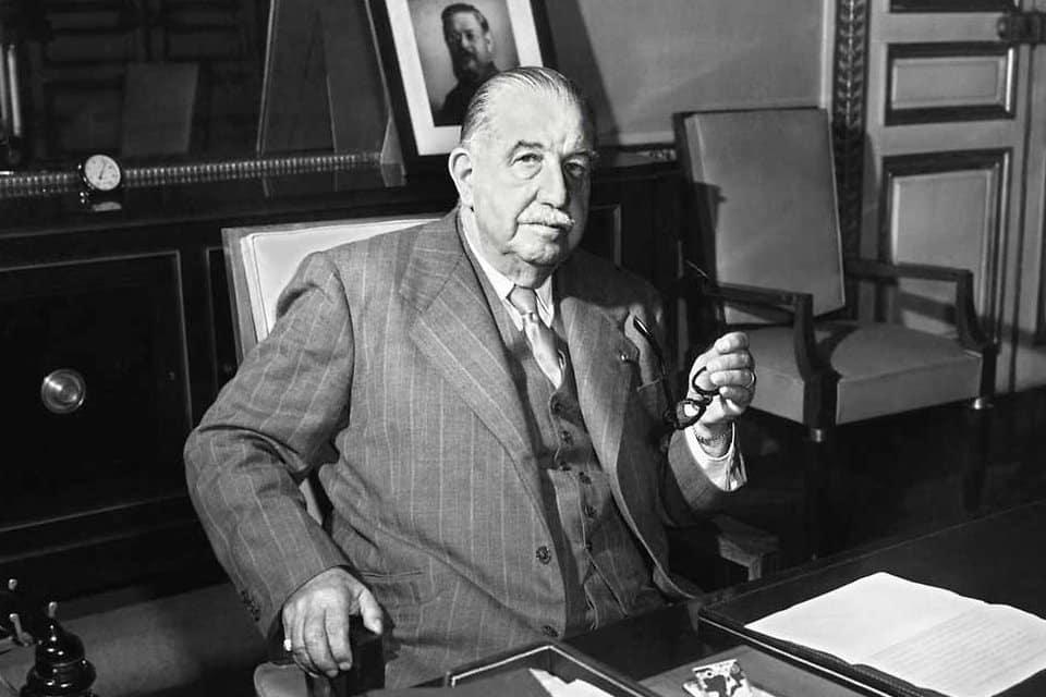 Léon Jouhaux, le rassembleur