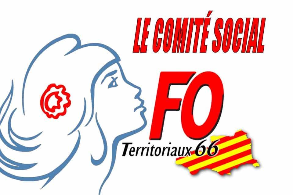 Comités sociaux territoriaux : Le projet de décret est prêt
