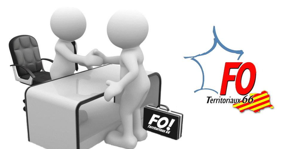 Négociation : FO signe l'accord national interpro sur le télétravail
