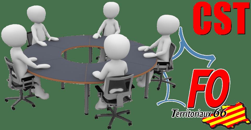 Comités Sociaux Territoriaux : âpres négociations au conseil supérieur