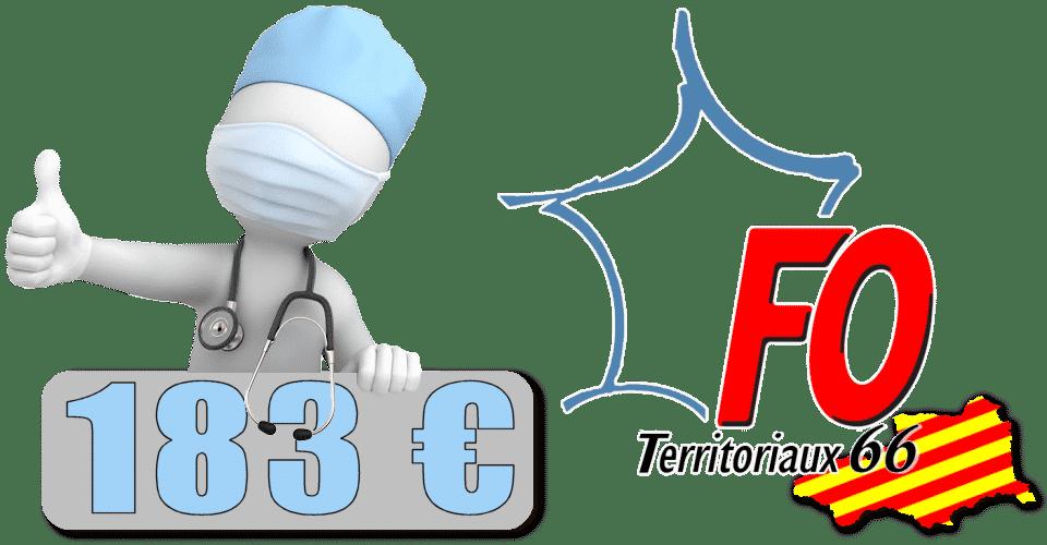 EHPAD Territorial : FO confirme les 183 euros par mois pour tous