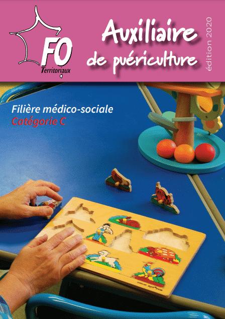 auxiliaire puericulture