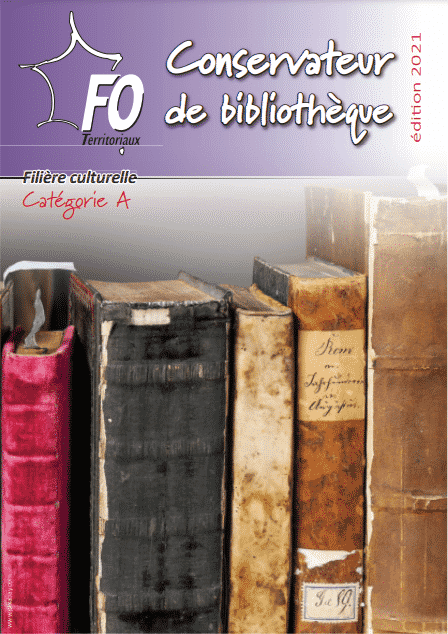 conservateur bibliotheque