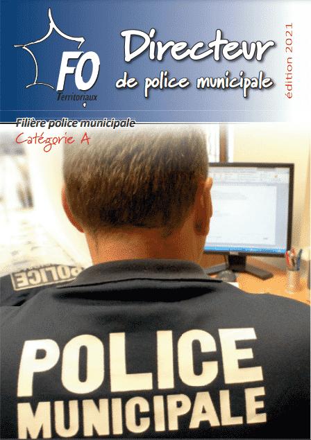 directeur police municipale